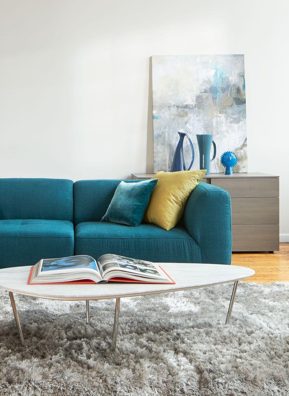 malibu modular sectional | ottomans, construction and living rooms