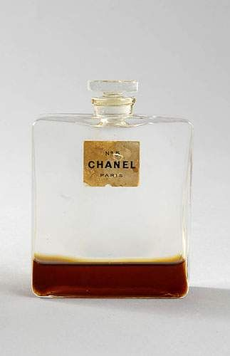 Vintage Chanel 5first Style Bottle Extremely Rarec1921no 5