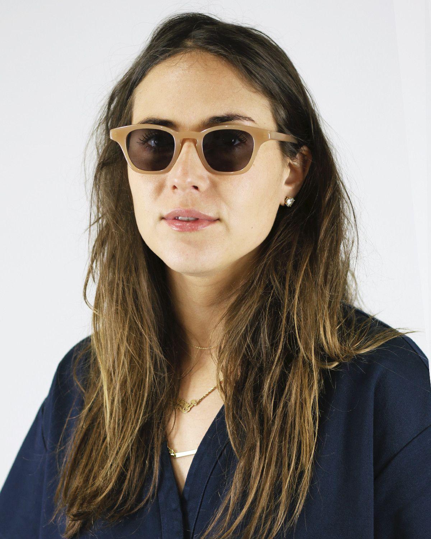 gaka // sap + haze Sunglasses, Long hair styles