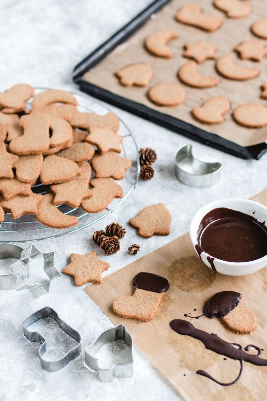 Leichte Plätzchen Rezepte Weihnachten.Knusprige Vollkornplätzchen A La Papa Dessert