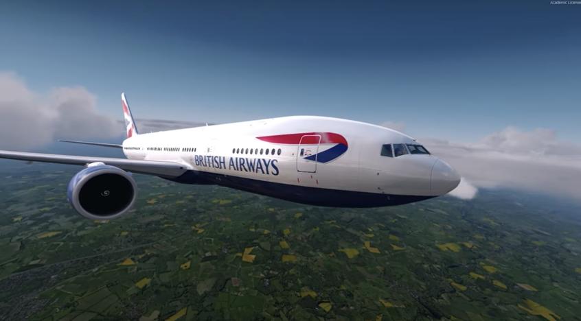 flygcforum com ✈ FLIGHT-SIM-WORLD #67 ✈ [P3D v4 2] Gatwick
