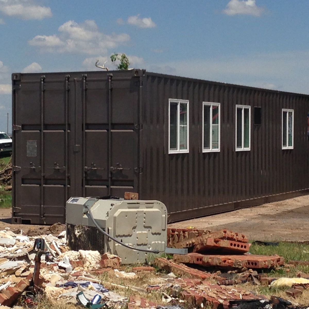 Amazon Now Sells Shipping Container Tiny Homes (With