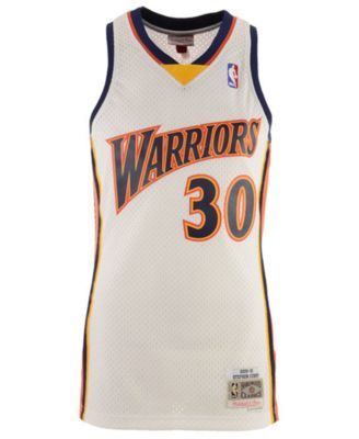 brand new 6922a 50333 Mitchell & Ness Men's Stephen Curry Golden State Warriors ...