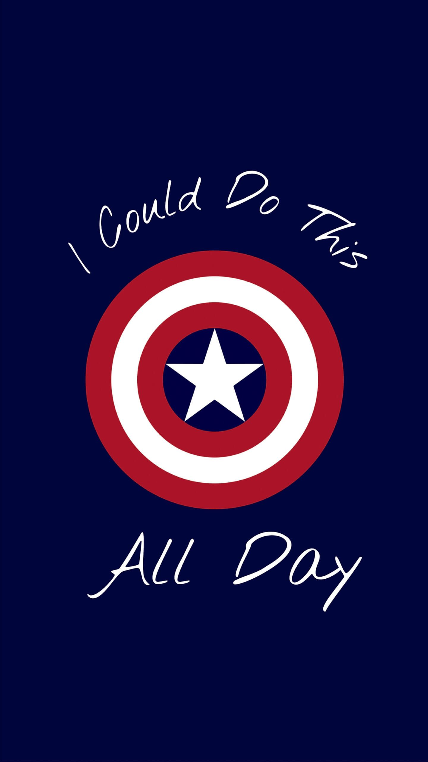 Captain America Best Quote Wallpaper Captain America Wallpaper