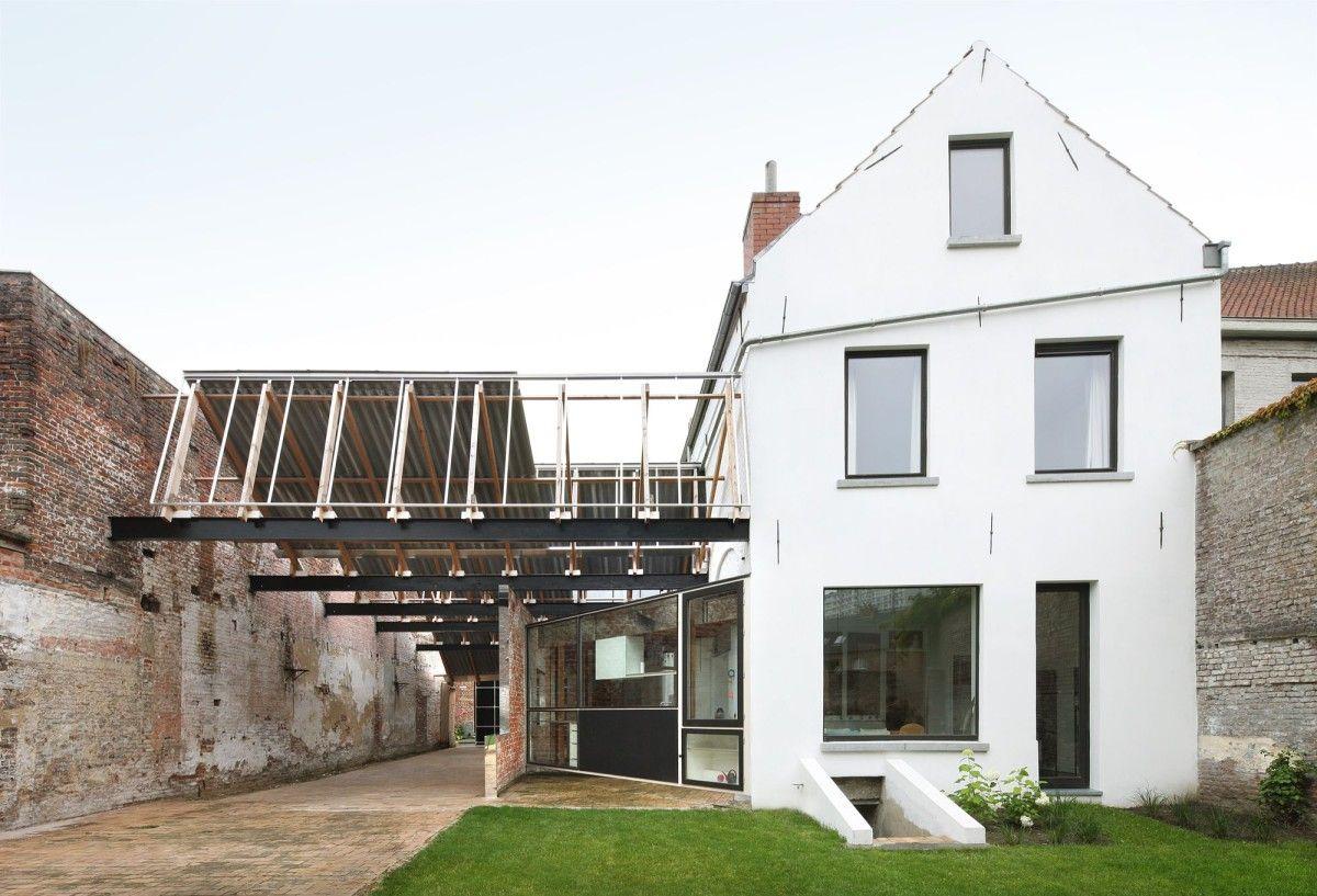 architecten de vylder vinck taillieu . House Sanderswal . Gent (1)