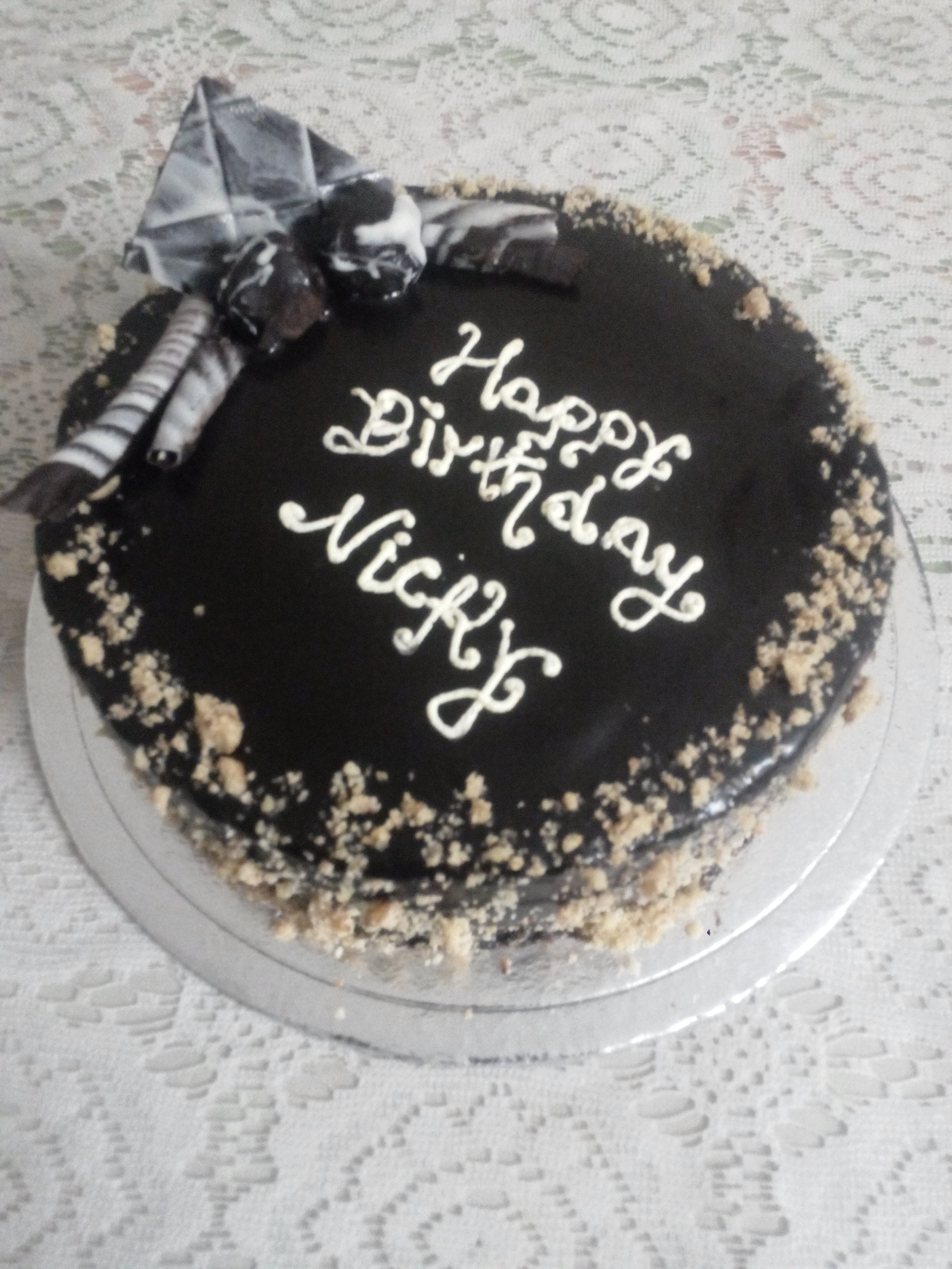 27 Excellent Image Of Order Birthday Cakes Online Chocolate Truffle Cake Bangalore