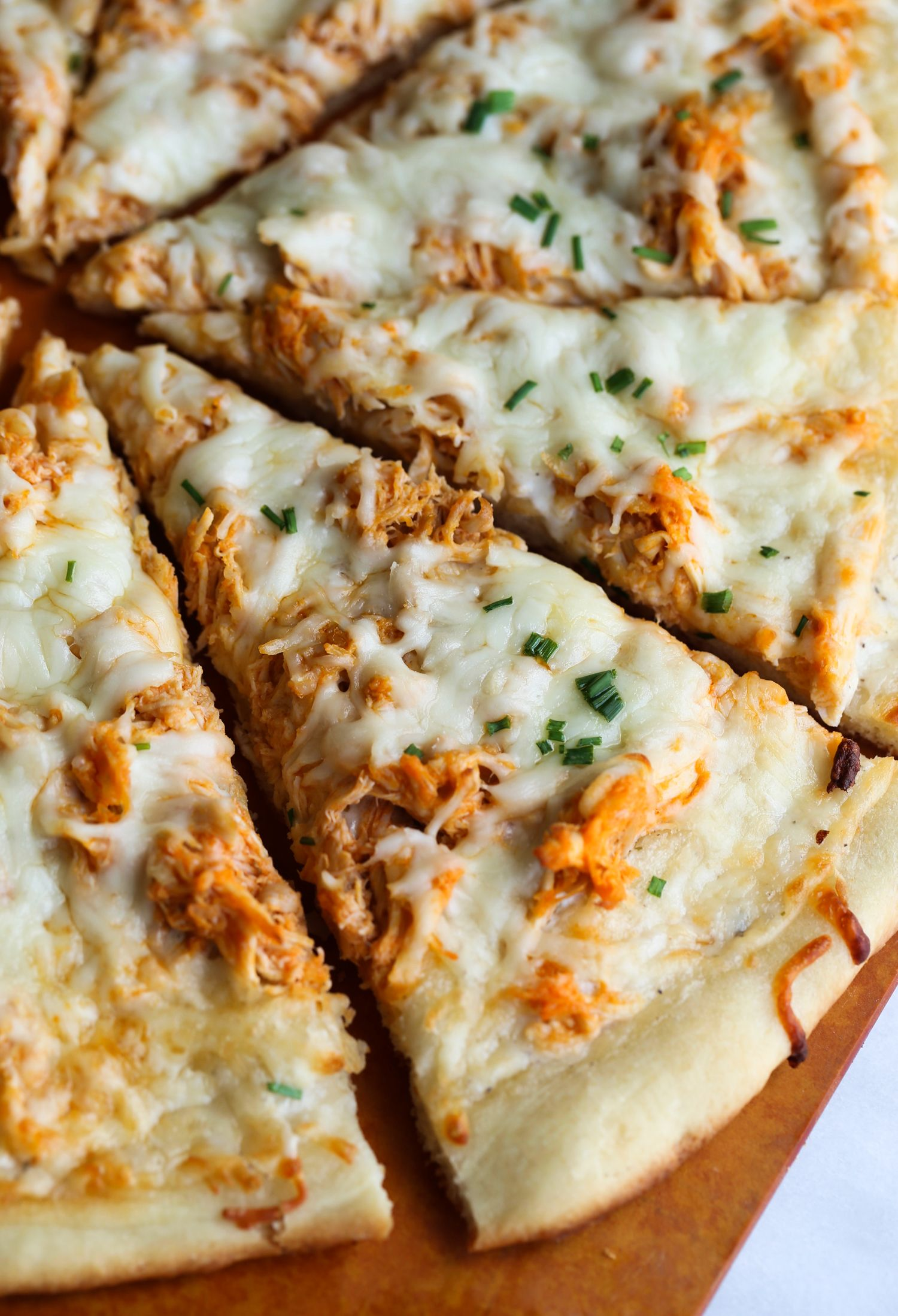 Photo of Buffalo Chicken Pizza is a quick and easy pizza recipe, made in 30 minutes! #coo…