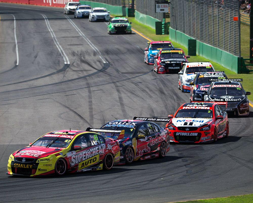K N Air Filters Joins Supercheap Auto With Its Australian V8 Supercars Race Team Touring Car Racing Racing