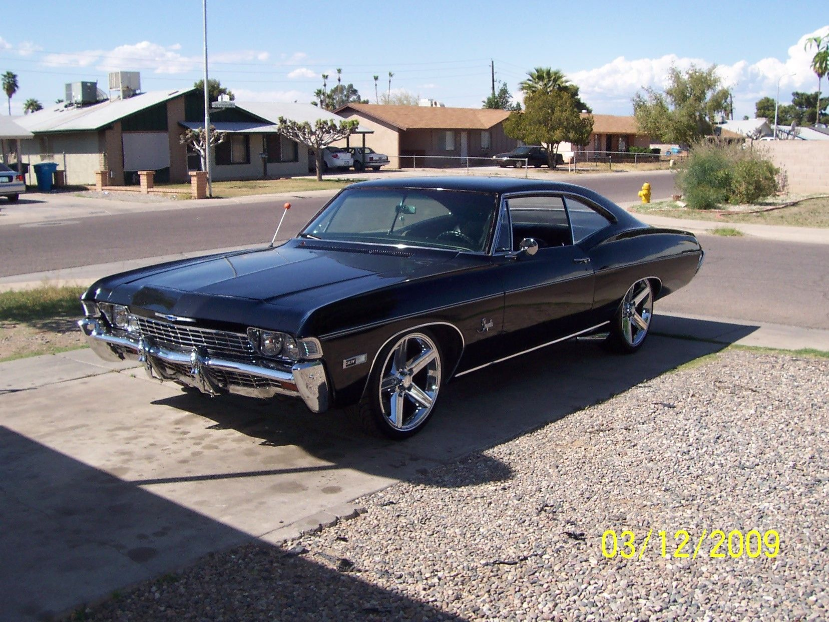 1968_impala s 1968 chevrolet impala