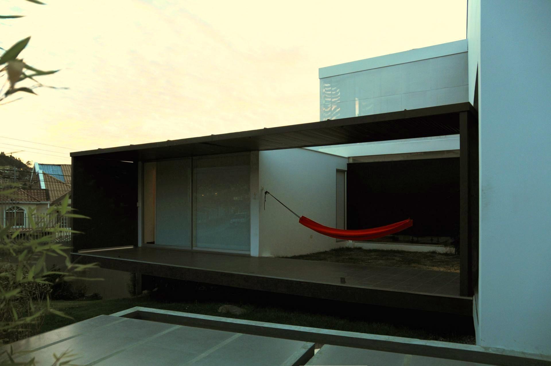Casa Córdova Díaz designed by Espinoza Carvajal on a corner plot in Loja Ecuador: http://www.archello.com/en/project/casa-córdova-díaz #Architecture #Design