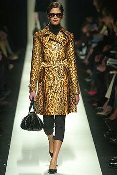 Céline Fall 2004 Ready-to-Wear Fashion Show - Frankie Rayder