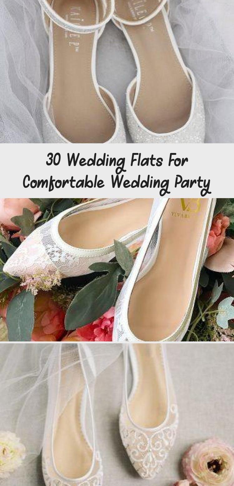 30 Wedding Flats For Comfortable Wedding Party Shoes Wedding Flats Lace Wedding Flats Christian Louboutin Wedding Shoes