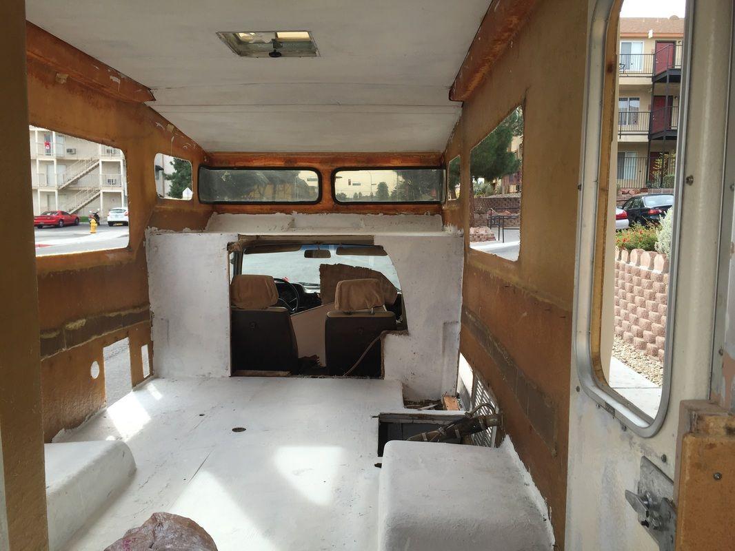 Rv Camper Remodel And Set Up Poorest Tourist Remodeled Campers Toyota Camper Motorhome