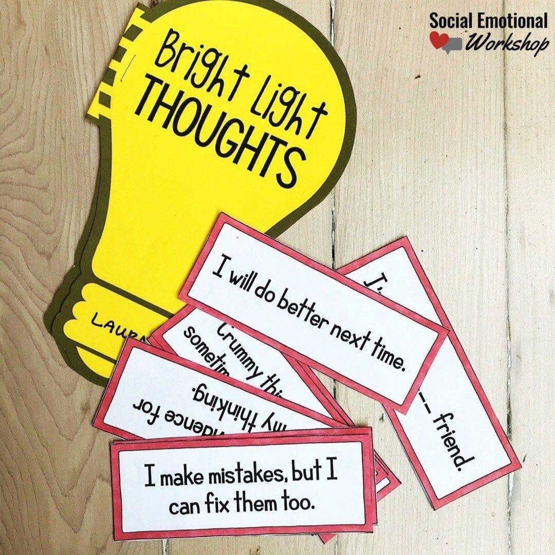 Helping Children Challenge Negative Thinking