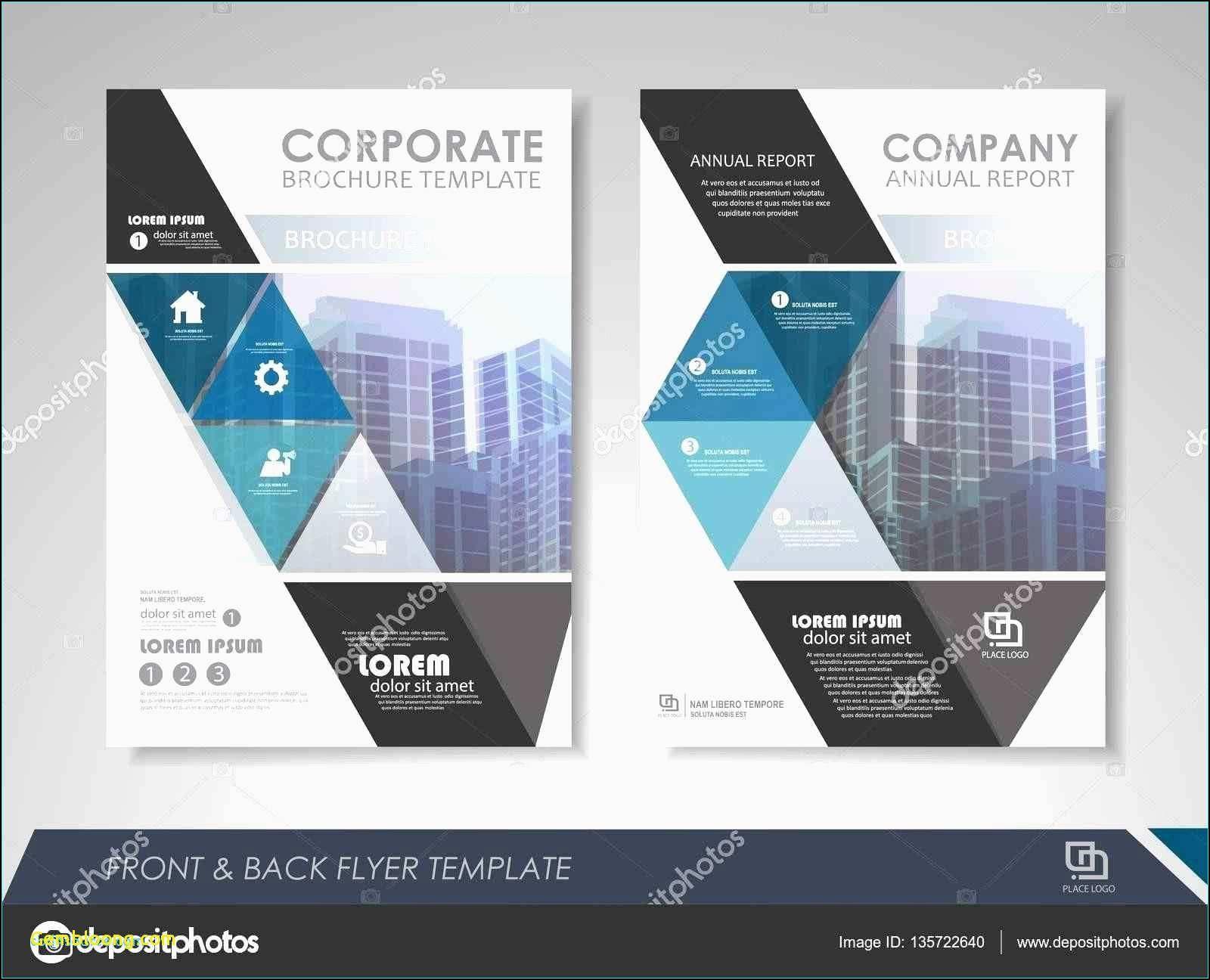 Unique 28 A4 Tri Fold Brochure Template Psd Free Download In Free