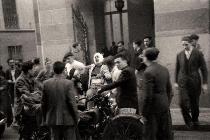 Búscame en el ciclo de la vida: En el Madrid amenazado de 1936