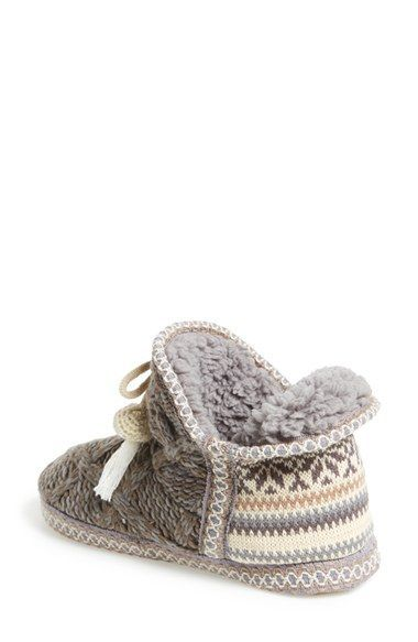 Muk Luks Amira Slipper Bootie Women Available At
