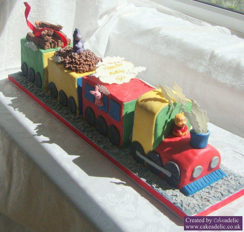 Pin By Anica Banovi On Vlaki Torte Pinterest Birthday Cakes