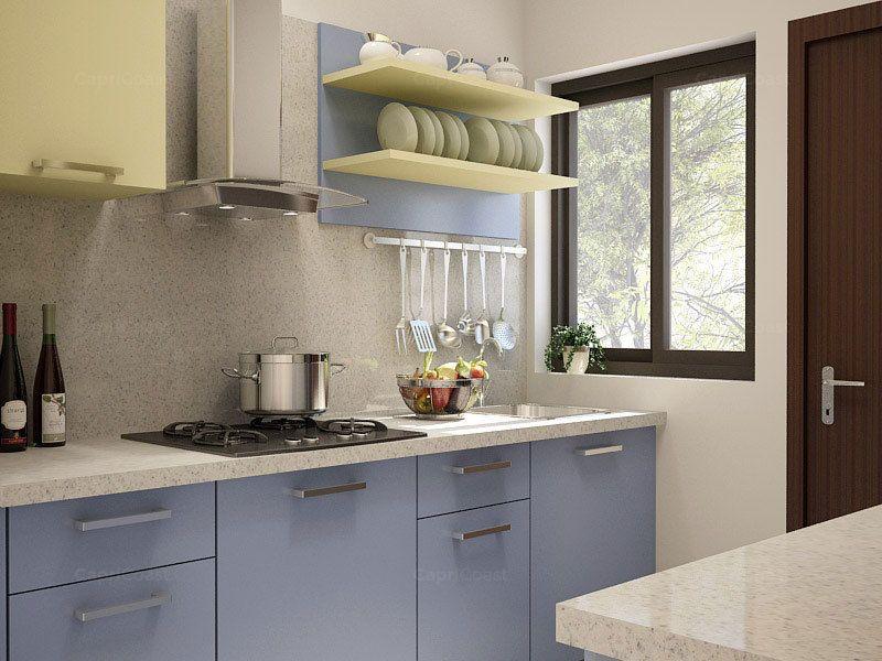 azure parallel modular kitchen parallel kitchen design kitchen kitchen layout on kitchen interior parallel id=27037