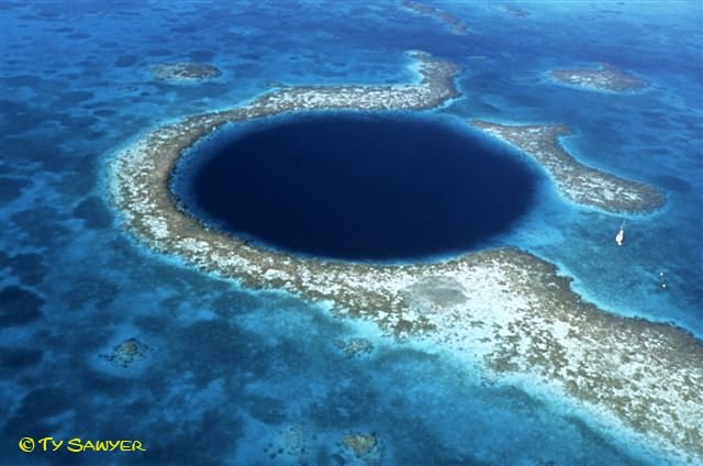 Great Blue Hole | belize great blue hole