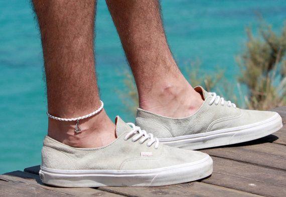 Men S Anklet Ankle Bracelet For