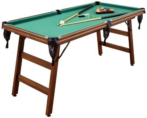 Home Styles The Real Shooter 6 Feet Pool Table By Home Styles 362 07 Bring On The Competition Wit Portable Pool Table 6 Foot Pool Table Pool Tables For Sale
