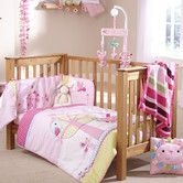 Found it at Wayfair.co.uk - Lottie and Squeek 2 Piece Cot Bed Set