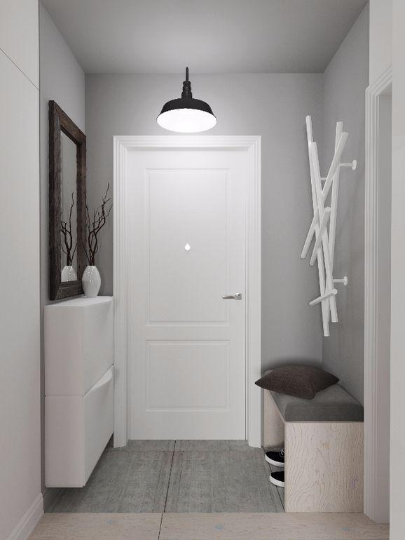 Photo of Дизайн проект однокомнатной квартиры