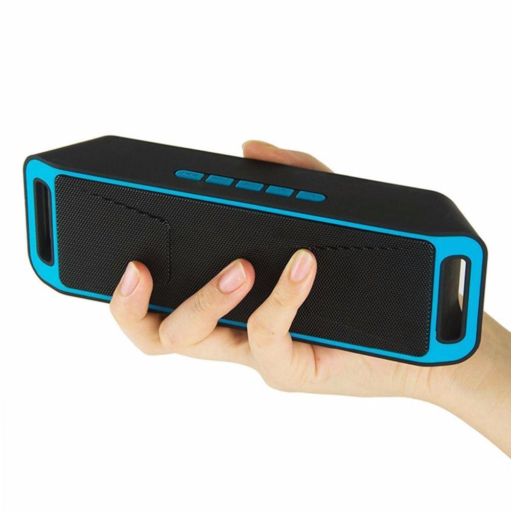 Hp Bluetooth Salle De Bain ~ sc208 portable parlantes bluetooth speaker mini wireless kalonki