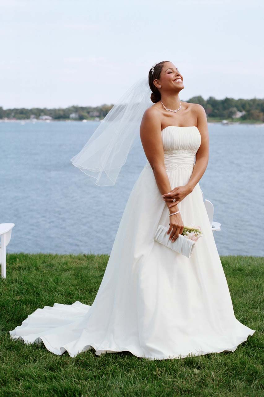 This was my wedding dress i absolutly love it and would wear it
