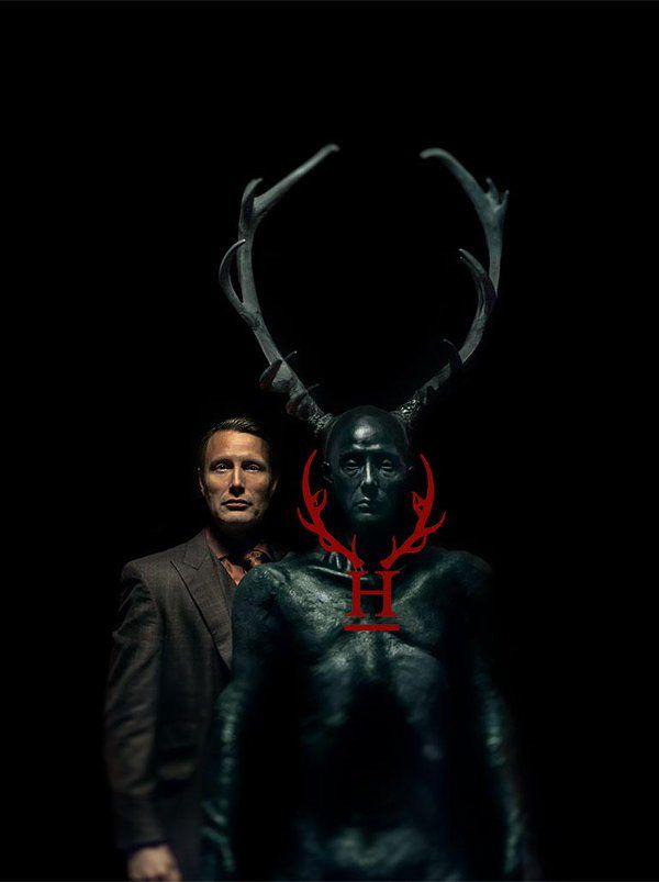 Eingebettetes Bild Hannibal Wendigo Hannibal Series Hannibal Tv Series
