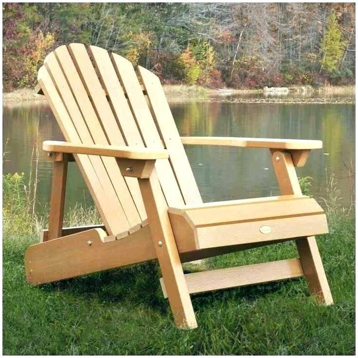 Free Plans for Outdoor Rocking Chair Adirondack chair
