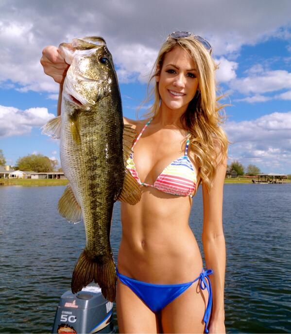 Likely... The Hot fishing women super sorry, this