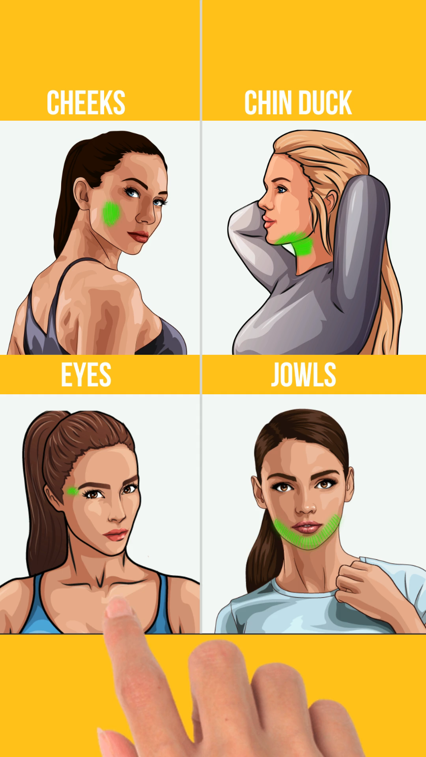 5 Easy Ways of How to Lose Weight from Face » Trik Cara Tips is part of Workout - Lose weight from face in just one month only, Get your ideal face weight by practicing tips easy ways routinely, the natural way & lost weight in face quick