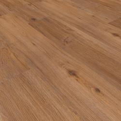 Photo of Vinyl floor core oak 1104 brown click system 8.5mm Hdf carrier board Tami Xtr