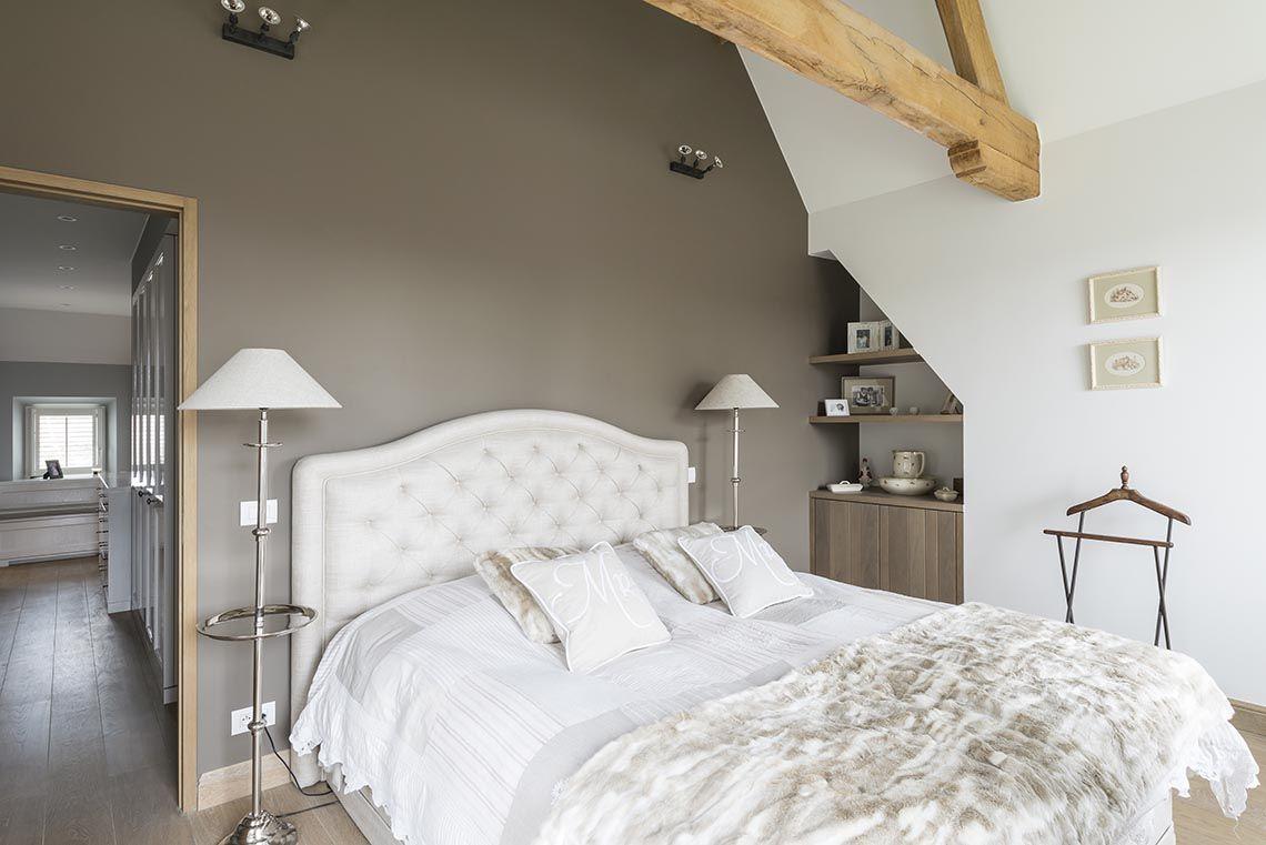 Frank tack totaalinrichting slaapkamer maatwerk luxus wonen