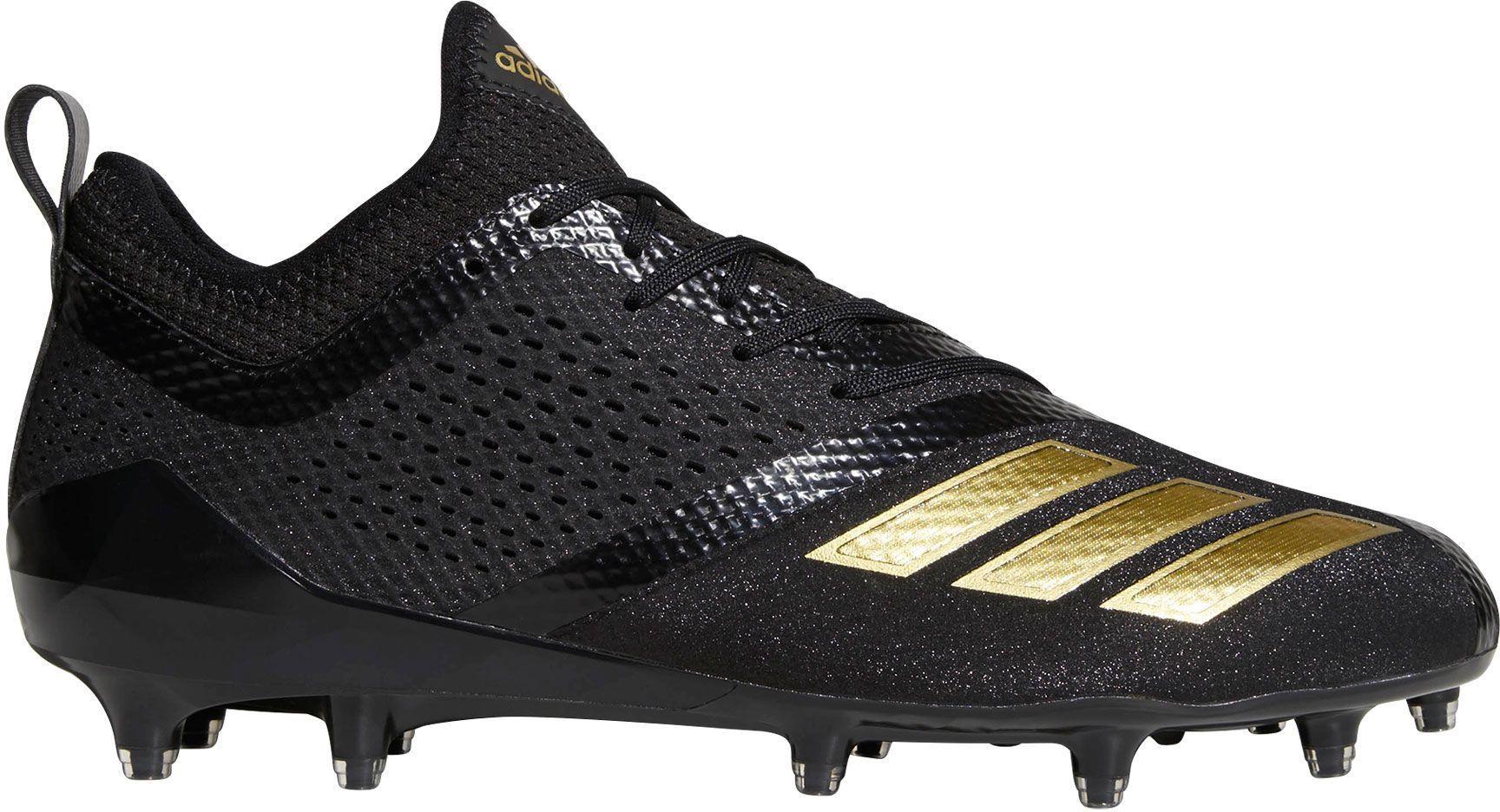 adidas Men's adiZERO 5Star 7.0 Football Cleats, Size 15