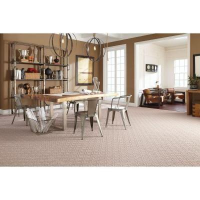 Lifeproof Sharnali  Color Palisade 12 Ftcarpet Adorable Dining Room Carpet Protector 2018