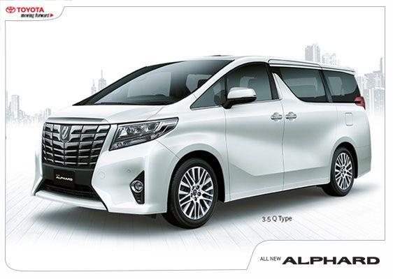Harga All New Alphard 3.5 Q Tipe Dan Kijang Innova 15 Best 3 5 Images Toyota News Cars