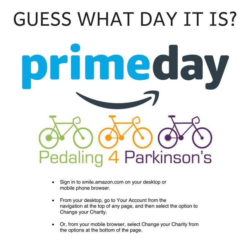 Guess What Day It Is Prime Day Are You Using Amazon Smile To