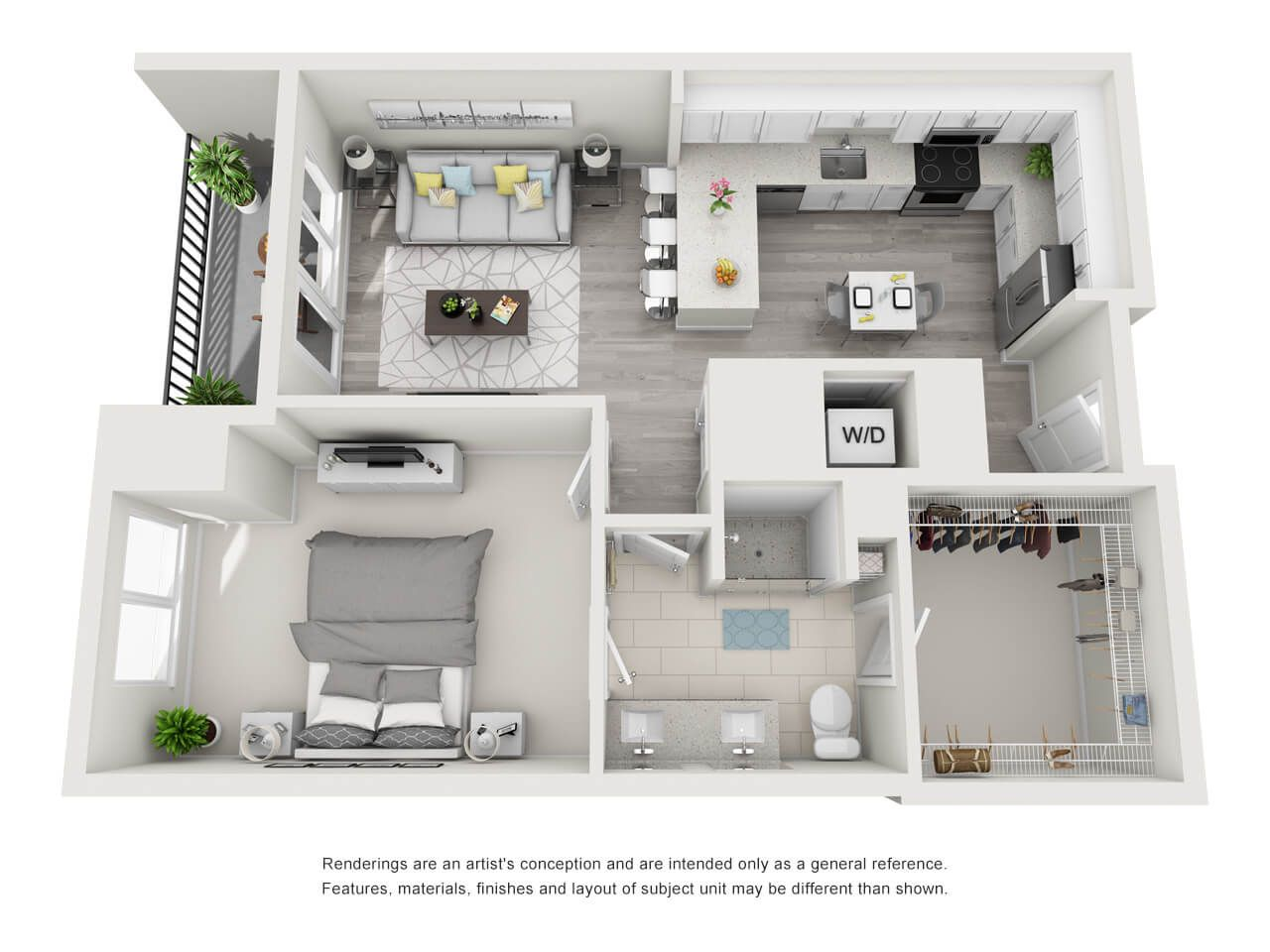 500 Harbour Island Offers Studio One And Two Bedroom Apartments With Upscale Finishes On Harbour Apartment Floor Plans Apartment Floor Plan Apartment Layout