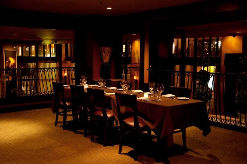 Boston Private Dining Rooms Design