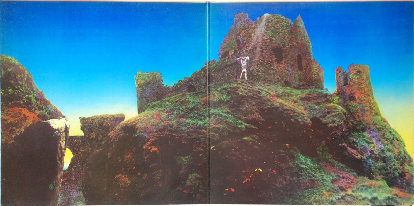Led Zeppelin Houses Of The Holy Atlantic Records K50014 Houses