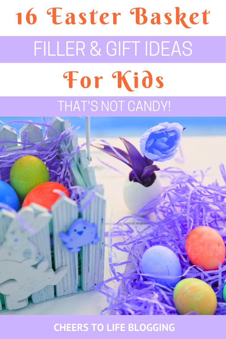 16 Easter Basket Filler Gift Ideas Easter Gifts For Kids Inexpensive Easter Gifts Easter Basket Fillers