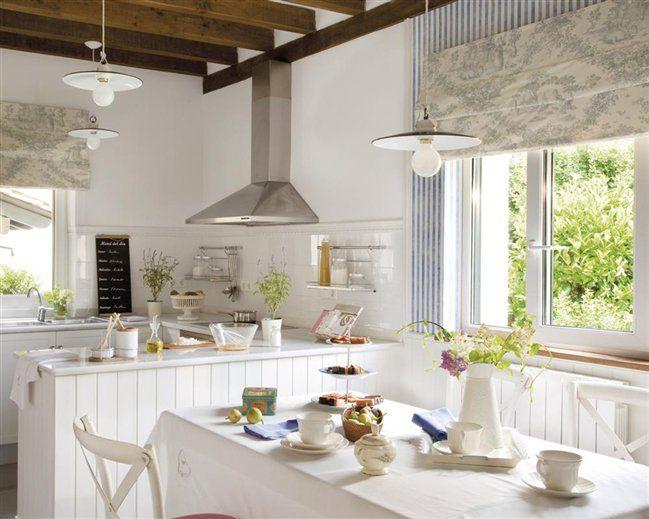 comer en la cocina 18 office con mucho encanto elmueblecom cocinas - Cocinas Con Encanto