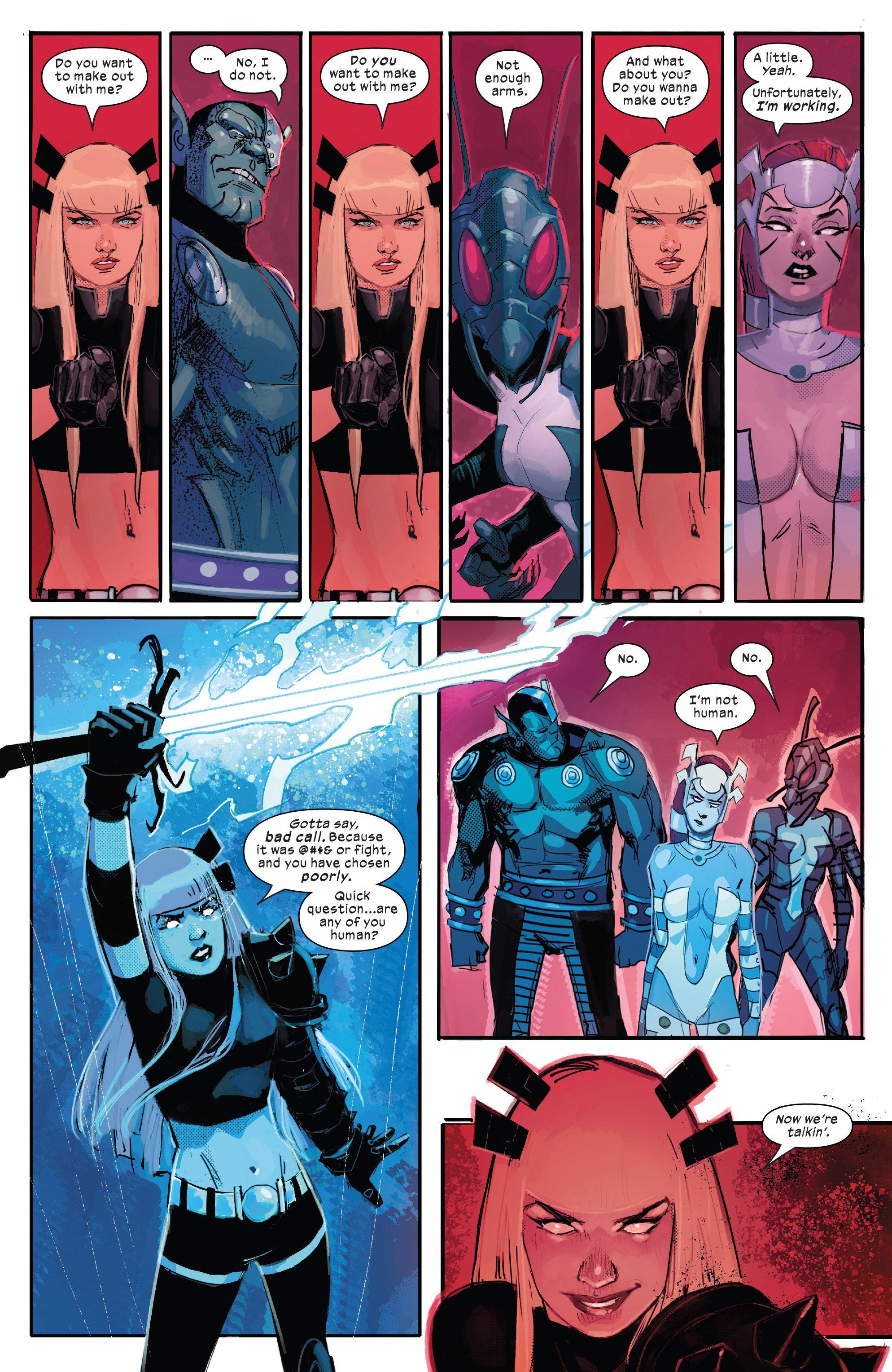 2 New Message In 2020 Superhero Design Xmen Comics Mutant