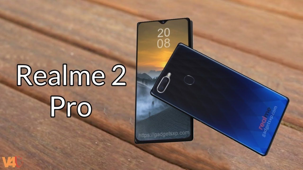 Realme 2 Pro Official Look, Release Date, Price, Features