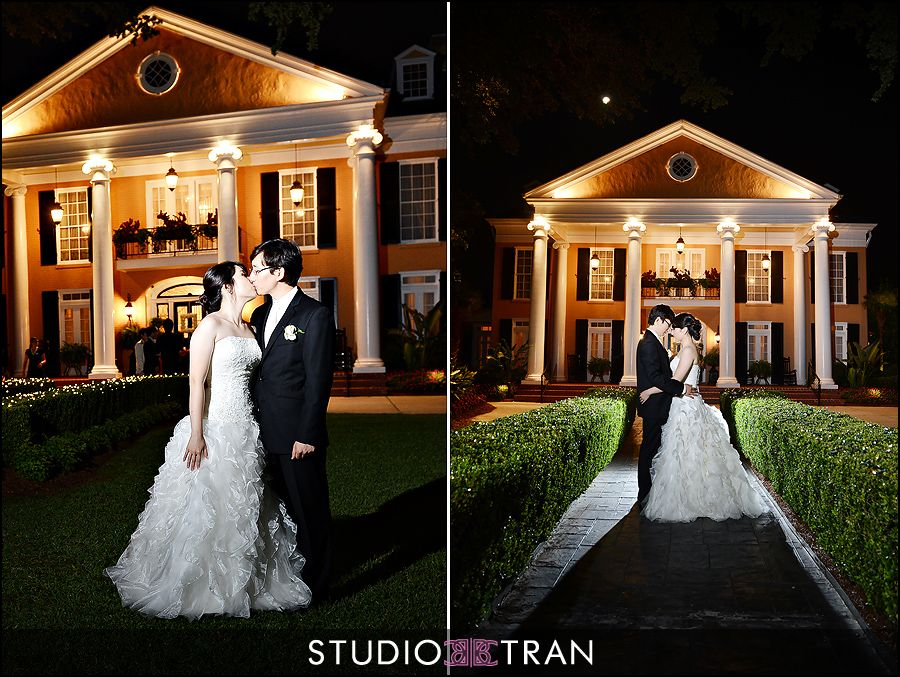Love these. Southern Oaks Plantation Wedding Studio Tran