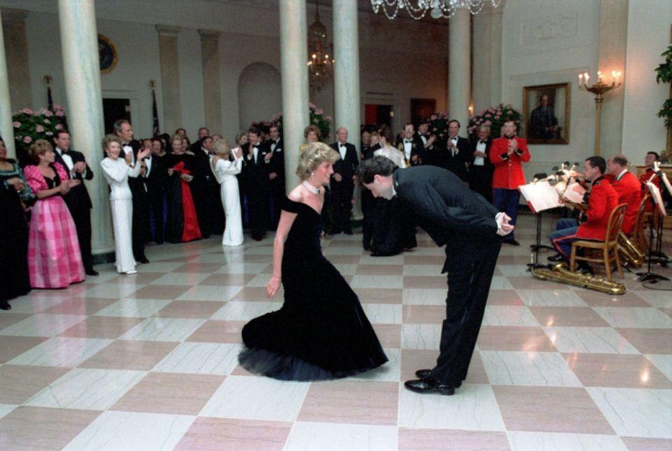 Lady D: l' indimenticabile ballo con  John Travolta