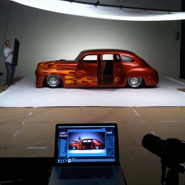 Dodge Swoopy - Photoshoot